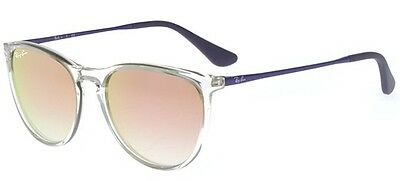 Ray Ban 9060S 9060/s  50 Junior 7030/b9 Erika Crystal Sunglasses Bambini Baby