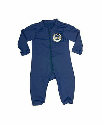 Jakabel Baby UV Sun Protection Romper | Navy | 0-12m