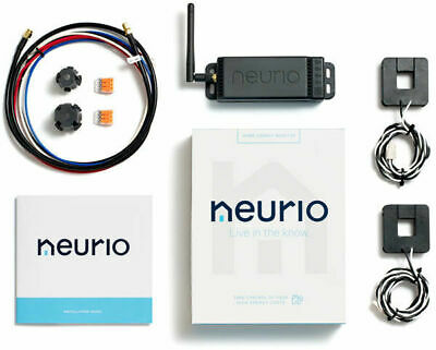 Neurio W1-HEM Home Electricity Monitor With Real-Time Data Transmission