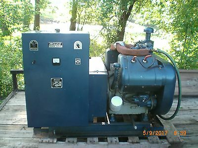 18KW Natural Gas Generator