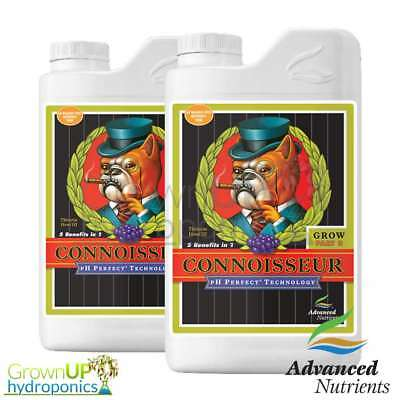 Connoisseur A+B - Grow or Bloom - pH Perfect - Advanced Nutrients