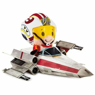 Luke Skywalker X-Wing Pilot~Itty Bittys~Star Wars~40th Anniversary~Hallmark~NWT