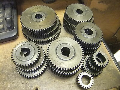 Brown & Sharpe Complete set of Cycle Time Gears