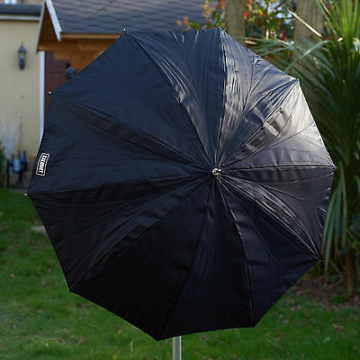 Calumet 90cm Silver / White Umbrella