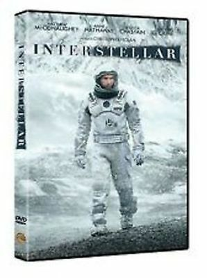 Dvd INTERSTELLAR - (2015) ......NUOVO