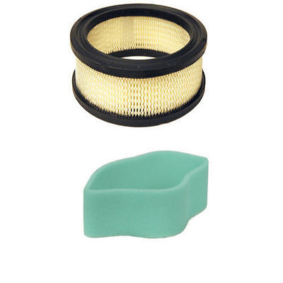 Combo PAPER AIR FILTER  & PRE-FILTER Replaces: KOHLER 235116S  ^(1386/1377)