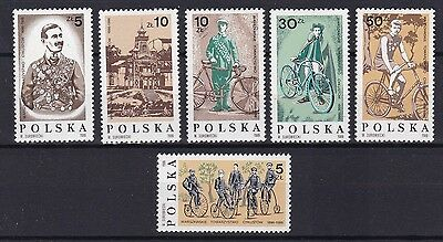 Cycling Club Warschau 1986 Poland MNH