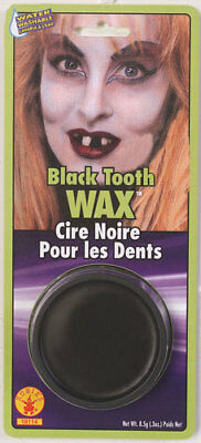 Black Tooth Wax - Halloween Costumes and Accessories