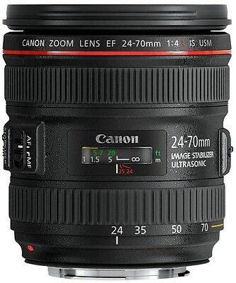 Canon EF 24-70mm 1:4,0 L IS USM