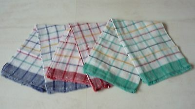 Kitchen Tea Towels Multi Pack Dish Drying Cleaning Cloth 100% Cotton