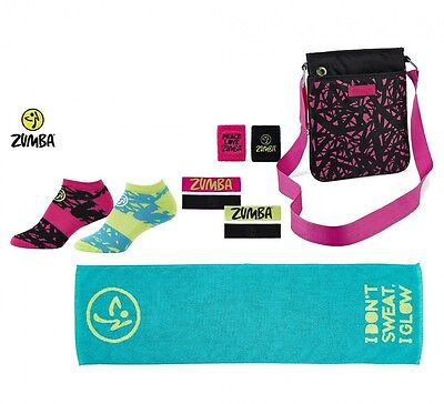 Zumba Fitness Accessories and Training set