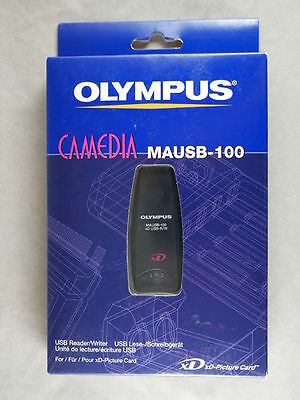 Olympus MAUSB-100 USB Stick für xD Picture Card Reader Writer R/W Adapter