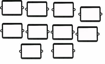 PACK OF 5 GASKET VALVE COVER TECUMSEH  FITS8 10/&12HP CAST IRON ENG 31958A 7793