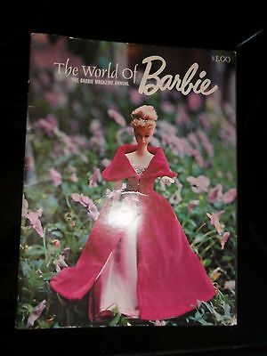 The World of Barbie 1964 Issue 1 Magazine Annual Sophisticated Lady cover