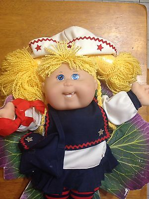 Toys R Us TRU Exclusive Cabbage Patch Kids Doll 2002 New With Missing Shoes Rare