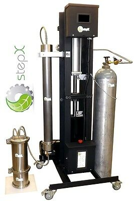StepX 4 Liter Super Critical CO2 Extraction Machine by Step Extraction