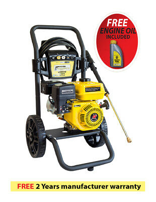 Gasoline Cold Water Gas Pressure Washer Waspper W3000HB 3000PSI 3.0 GPM /AR pump