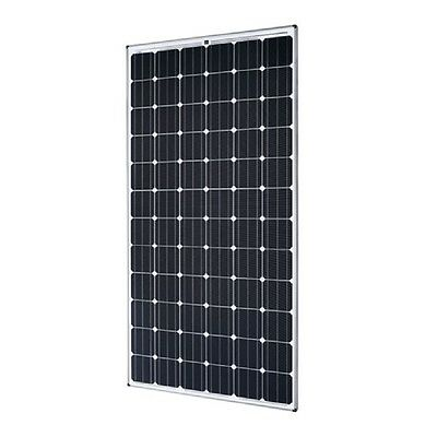 SolarWorld Sunmodule SW 345 XL Mono, Silver Frame, 72 cell (Set of 10)