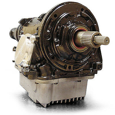 Performance Automatic PA26103 Ford C4 Competition Automatic Transmission- Case F