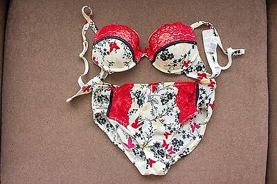 "Size 34B & 12 ""Intimo"" Gorgeous Ladies Lingerie - Brand New! Bargain Price!"