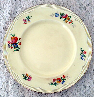 Clarice Cliff Vintage Plate Newport Pottery England