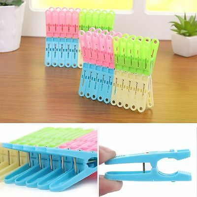Clothes Pegs Plastic Clip Quilt Clip Windproof Hanging Clips Clothes Clip