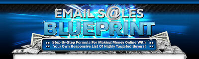 Email Sales Blueprint-  20 Videos on CD