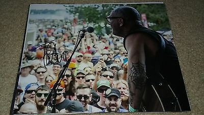 Tim Armstrong Rancid Operation Ivy The Transplants Signed Autograph 8X10 Photo