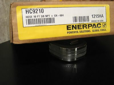Enerpac HC9210 Hydraulic Hose 10 FT SEALED PACKAGE