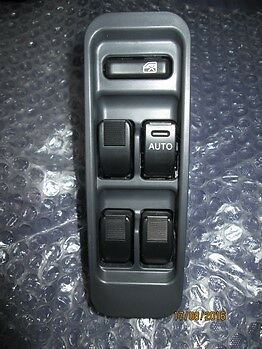 Daihatsu Terios Driver Side Front Window Master Switch 1.3 1997 - 2000 Petrol
