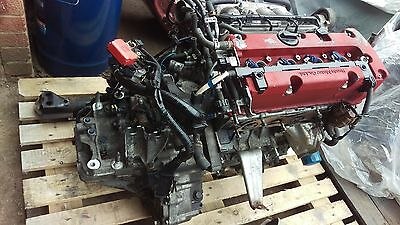 Honda Civic TYPE-R FN2 Engine & Gearbox K20Z4 Great Compression - TMS MOTORSPORT
