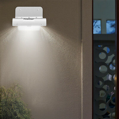 Excelvan 8W LED Lámpara Luz de pared iluminación Moderno Decoración Blanco 800LM