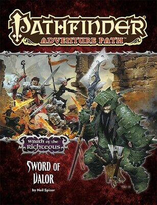 Pathfinder - #74 Sword of Valor (Wrath of the Righteous 2 of 6) (englisch)
