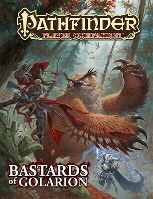 Pathfinder - Companion - Bastards of Golarion (englisch)