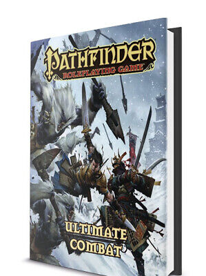 Pathfinder - Rules - Ultimate Combat HC (englisch)