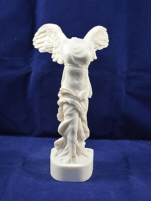 Nike of Samothrace sculpture Victory ancient Greek statue artifact