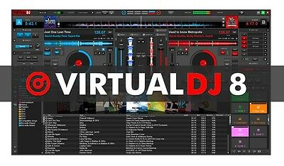 Virtual DJ 8.2 3624 + License OS: PC (INSTANT DOWNLOAD)