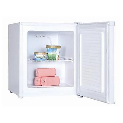 Igenix Small Counter / Table Top Freezer with Lock - White 35L IG3751