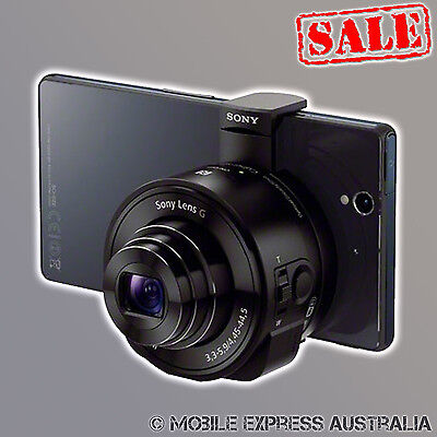 Sony NFC WiFi 18.2 MP Cyber-shot Lens-style Camera for Android, iOS Smartphones