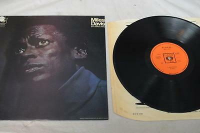 Miles Davis In A Silent Way LP Record CBS 63630 Stereo 1969
