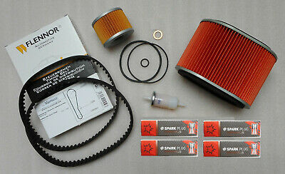 Honda GL 1000 Goldwing GL1 GL2 motor timing belt set inspection oil air filter