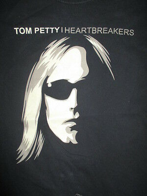 2005 TOM PETTY and The HEARTBREAKERS Concert Tour (LG) T-Shirt