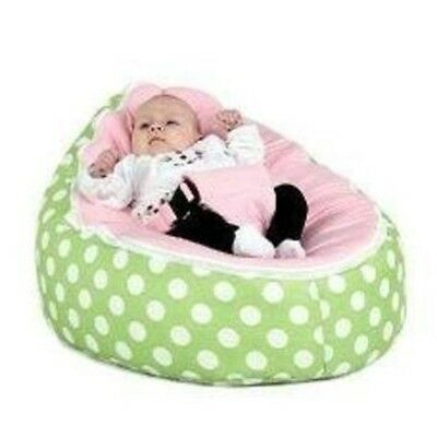 Babybooper Beanbag Soft Baby Cozy Baby Sitting Chair Nursery Pillow Safe