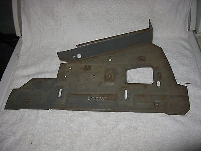 "NOS Mopar 1970 B-Body 22"" Left Radiator Support"