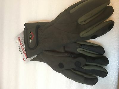 Sundridge fold back Forefinger and thumb gloves M