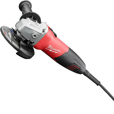 "4-1/2"" 7 Amp Small Angle Grinder Milwaukee 6130-33 New"