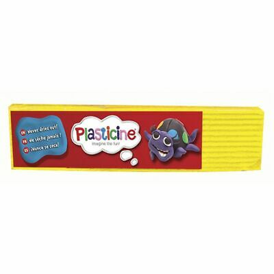 Plasticine 500g Yellow