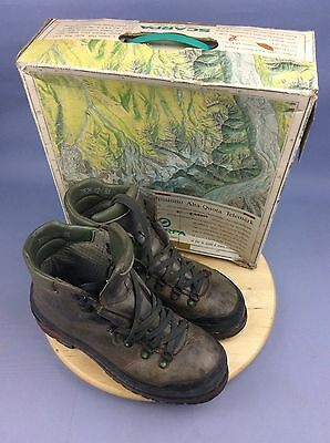Mountain Boots Scarpa Fitzroy size EUR 42 Ship Worldwide