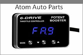 Triton Mq   All Engines Throttle Controller  Wind Booster  - 6 Drive