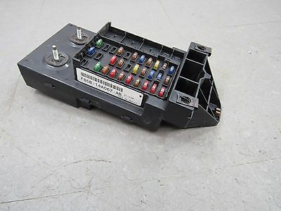 97 98 Ford F150 Interior Dash Fuse Box Junction 1997 ford f 150 p u 4x4 4 2l fuse box f65b 14a067 ee w lifetime fuse box lifetime warranty at nearapp.co